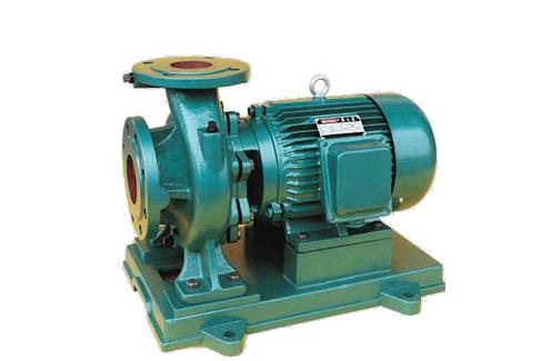 ISW型卧式单级离心泵